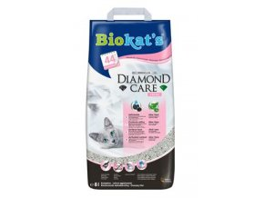 Podestýlka Biokat's Diamond Fresh 8l