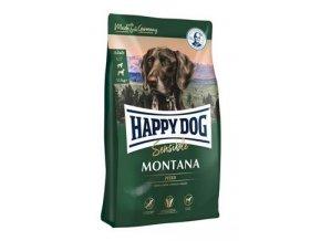 Happy Dog Supreme Sensible Montana Kůň/Brambory 10kg