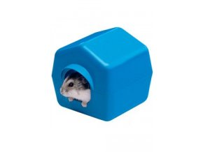Domeček plastový malý ISBA 4638 FP 1ks