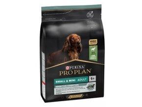 ProPlan Dog Adult Sm&Mini OptiDigest lamb 3kg