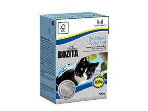 Bozita Feline Outdoor & Active TP 190g