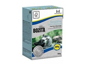 Bozita Feline Diet & Stomach - Sensitive TP 190g