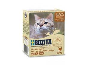 Bozita Cat kousky v želé s kuřecím masem TP 370