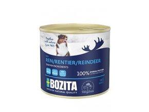 Bozita DOG Paté Reindeer 625g