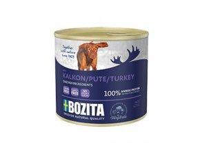 Bozita DOG Paté Turkey 625g