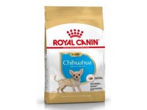 Royal Canin Breed Čivava Junior 1,5kg
