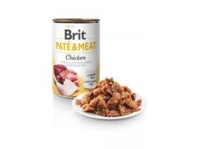 Brit Dog konz Paté & Meat Chicken 800g