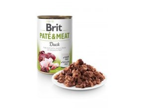 Brit Dog konz Paté & Meat Duck 800g