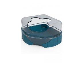 Komponenty Rody 3-toaleta modrá Zolux