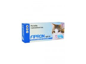 Fipron 50mg Spot-On Cat sol 3x0,5ml