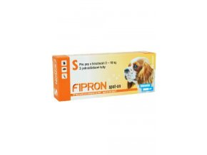 Fipron 67mg Spot-On Dog S sol 3x0,67ml