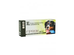 Fipron 402mg Spot-On Dog XL sol 3x4,02ml