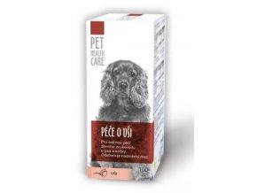 Péče o uši pro psy a kočky 100ml PHC
