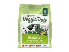 Green Petfood VeggieDog Grainfree 900g