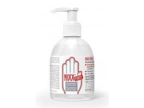 NIXX FORTE dizinfekční gel na ruce s dávkovačem 250ml