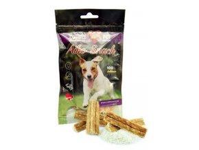Pochoutka pes Dentální s rýží 90g