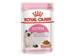 Royal Canin Feline Kitten Instinctive kapsa, šťáva 85g