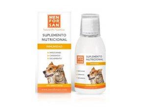 Menforsan Immunidao tekutý pro psy a kočky 120ml