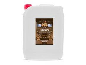 Lněný olej pro koně 5l