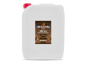 Lněný olej pro koně 10l