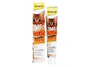 Gimpet kočka Duo pasta maltóza+sýr 50g