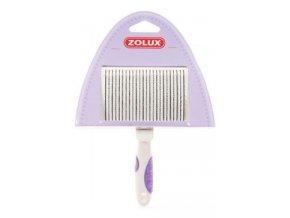 Kartáč zatahovací pro kočky M Zolux