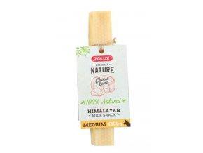 Pochoutka Cheese bone Medium pro psa 6-10kg Zolux