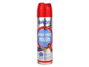 BROS spray proti molům 150ml