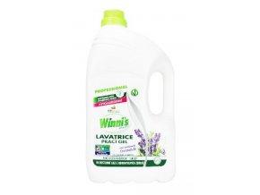 Prací prostředek Winni's Lavatrice Lavanda gel 5l