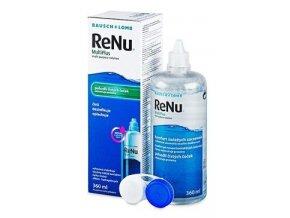 MultiPlus ReNu roztok k dezinfekci kontakt.čoček 360ml