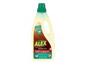Alex 2V1 na dřevo 750ml