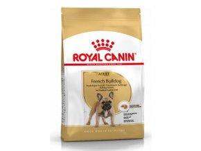 Royal Canin Breed Francouzský Buldoček3kg