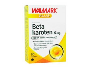 Beta karoten Walmark 6mg 90tbl