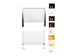 Clona ochranná pro prodejny a kanceláře 100 x 95cm