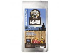 topstein farm fresh venison potato 20 kg
