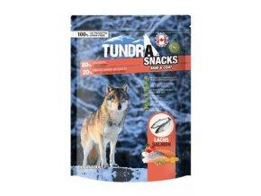 TUNDRA dog snack Salmon Skin & Coat 100g