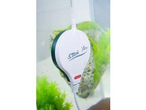 Nalepovací vzduchování StickAir baterie bílé Zolux