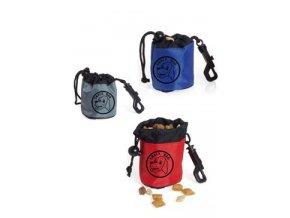 Taška na pamlsky Snack bag 6x7cm různé barvy KAR