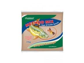 Method mix pro ryby scopex - konopí 2kg