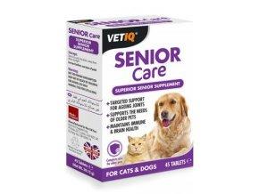 Senior CARE pro psy a kočky 45tbl