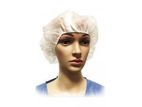 Čepice operační BARET bílá BATIST 100ks