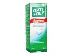 Opti-Free express roztok na kontaktní čočky 355ml