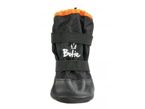 Botička ochranná BUSTER Bootie Soft krátká oranžová