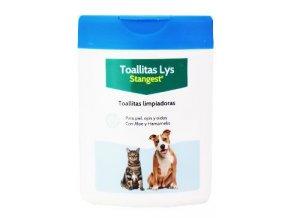 Ubrousky hygienické jednorázové pro psy a kočky 40ks