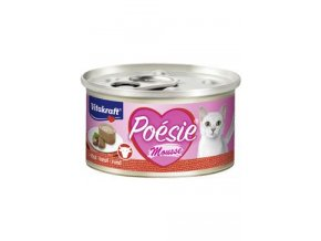 Vitakraft Cat Poésie konz. telecí v sýrové omáčce 85g