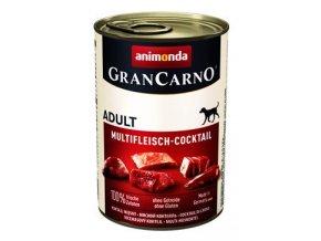 Animonda GRANCARNO konz. ADULT masový koktejl 400g