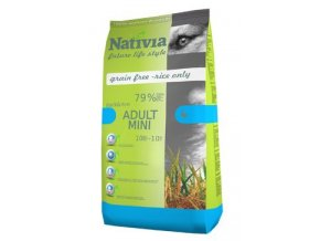 Nativia Dog Adult Mini Duck&Rice 3kg