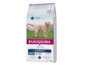 Eukanuba Dog DC Overweight Sterilized 12,5kg