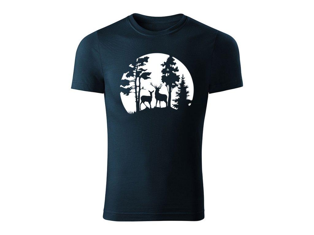 Forest pánske tričko