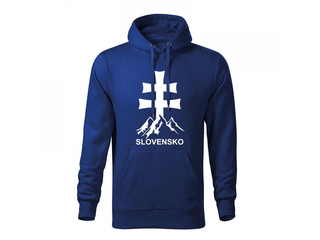 slovensko panska mikina 1 kralovska modra